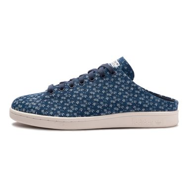 Tenis-adidas-Stan-Smith-Mule-Azul
