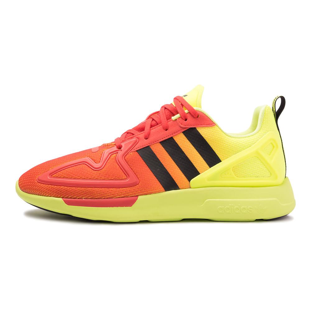 Tenis-adidas-ZX-Fuse-Adiprene-X-Masculino-Multicolor