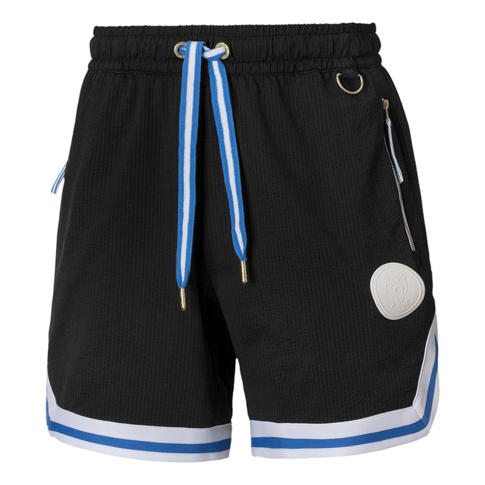 Shorts-Puma-Step-Back-Masculino-Preto