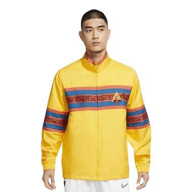 Jaqueta-Nike-Giannis-Masculina-Amarela