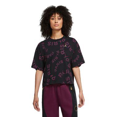 Camiseta-Jordan-X-PSG-Feminina-Preta