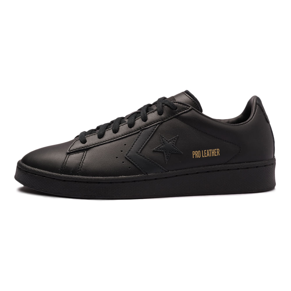 Tenis-Converse-Pro-Leather-Preto