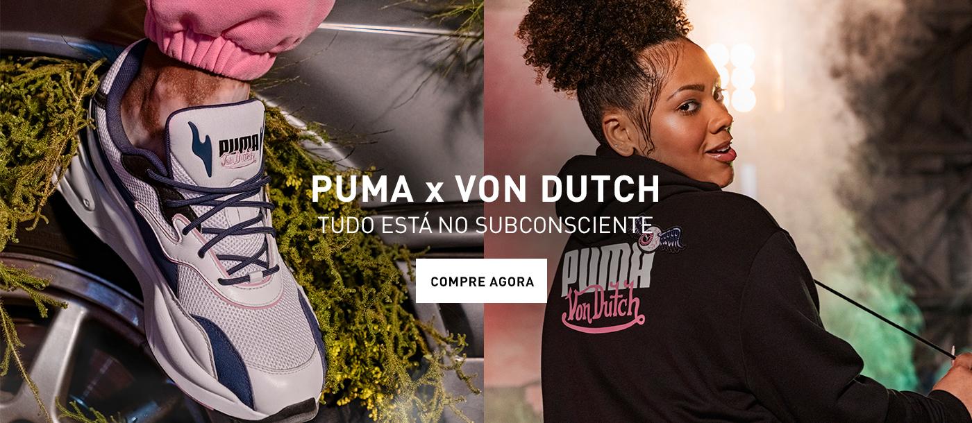 Puma X Von Dutch