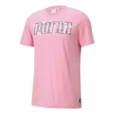 Camiseta-Puma-X-VD-Masculina-Rosa