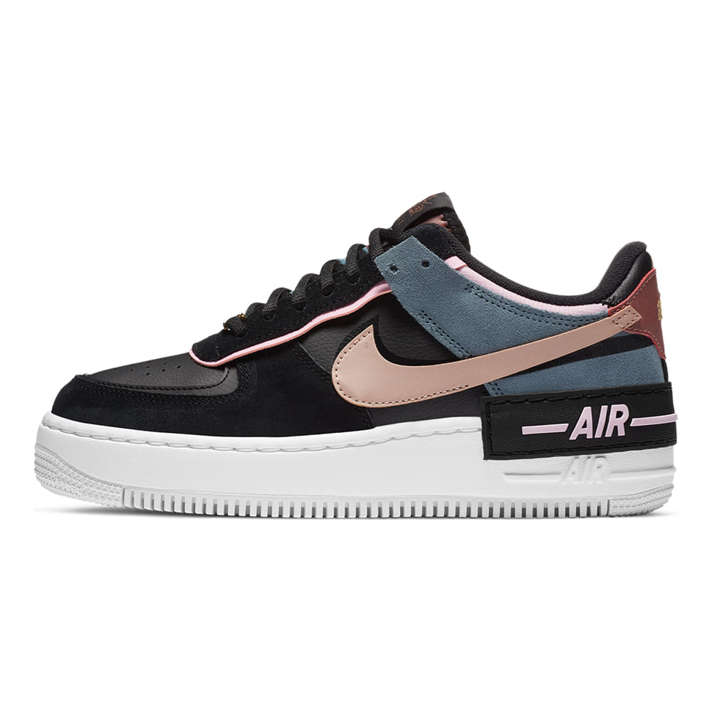 Tenis-Nike-Air-Force-1-Shadow-RTL-Feminino-Multicolor