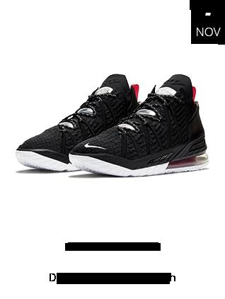 01-11-2020 - Tênis Nike Lebron XVIII CQ9283-001