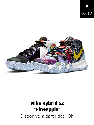 01-11-2020 - Tênis Nike Kybrid S2 Pineapple CQ9323-900