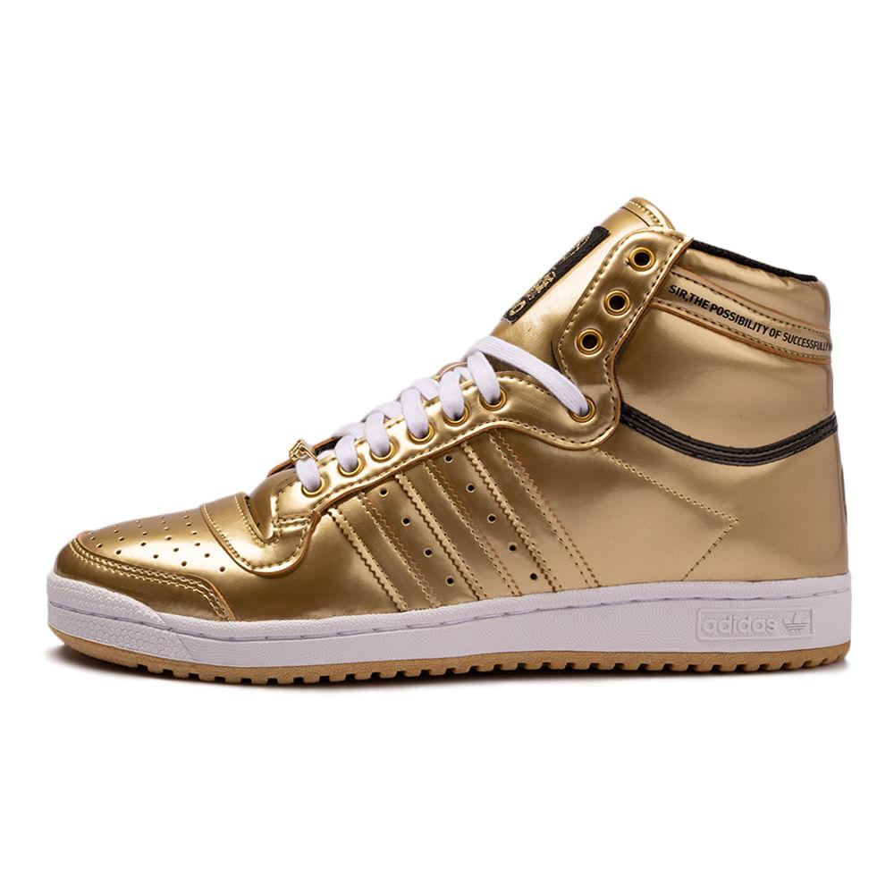 Tenis-adidas-Top-Ten-HI-Masculino-Dourado