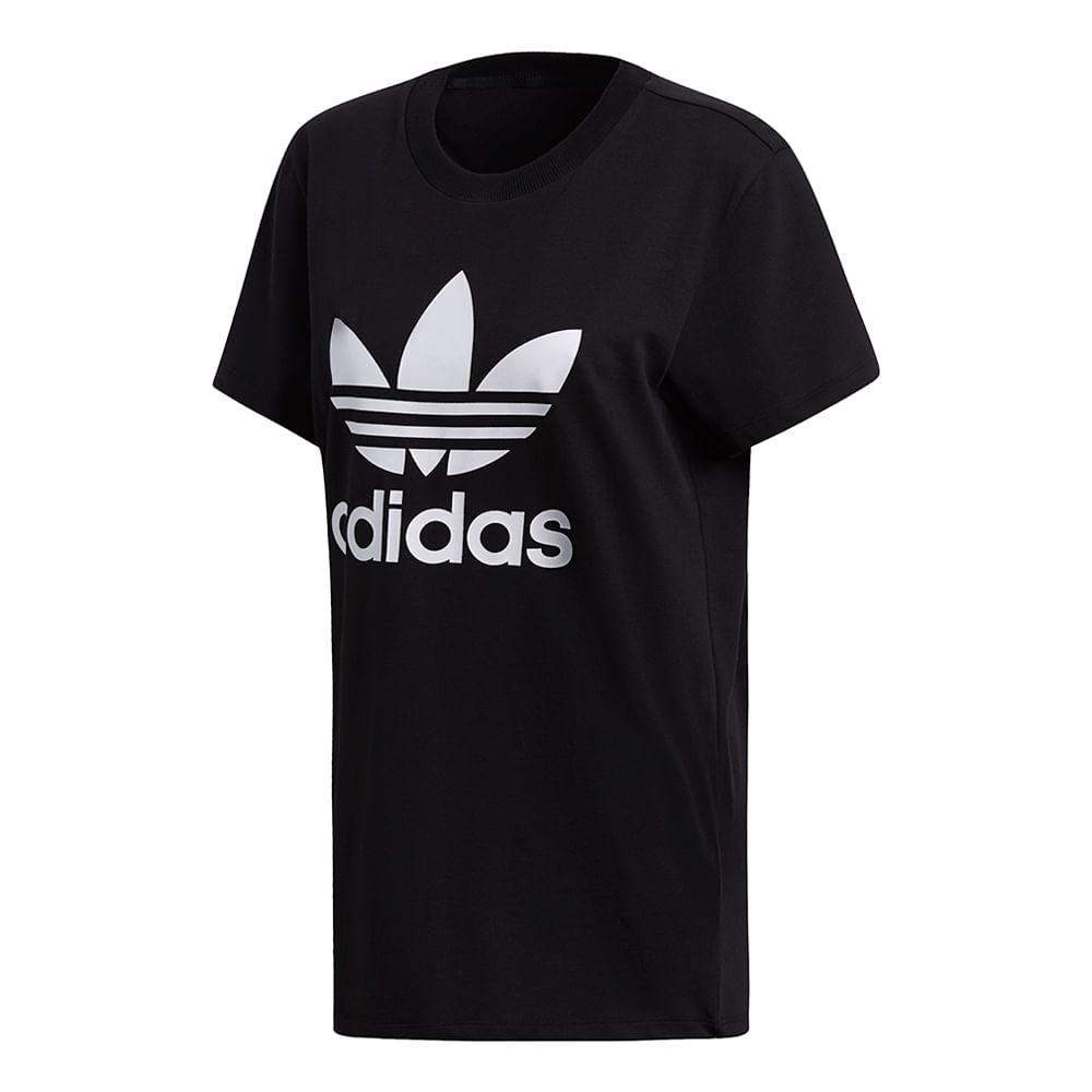 Camiseta-adidas-Boyfriend-Feminina-Preto