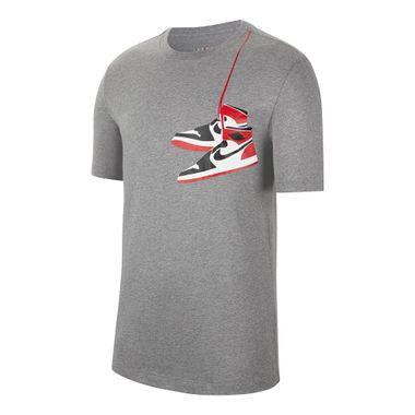 Camiseta-Jordan-AJ1-Shoe-Masculina-Cinza