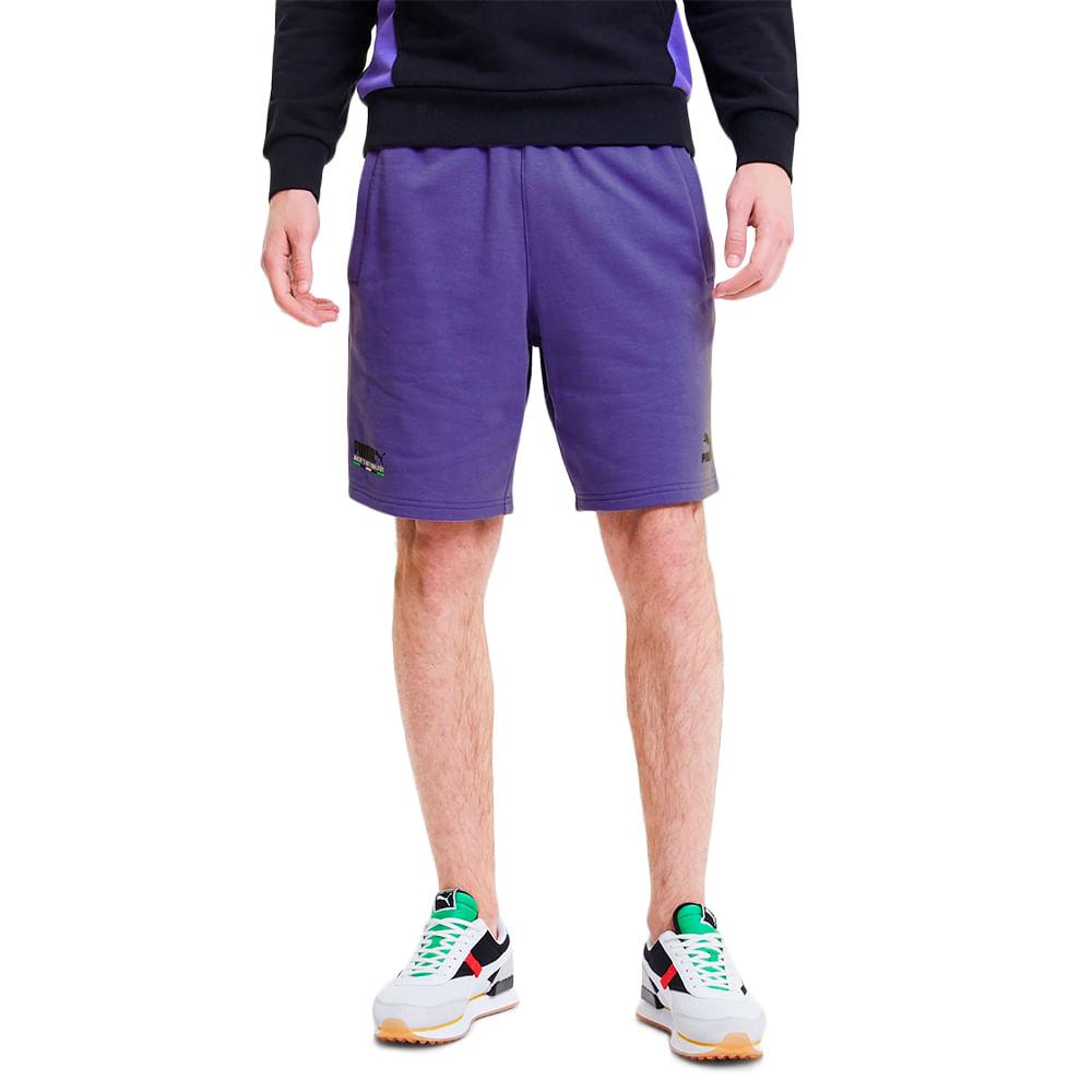 Shorts-Puma-Ft-8-Masculino-Roxo