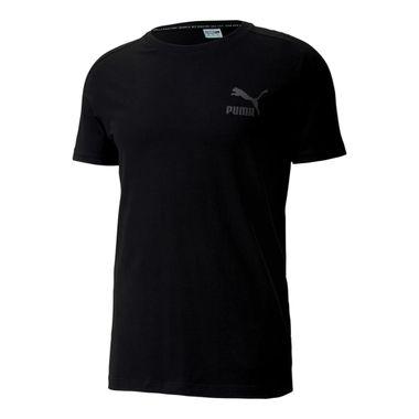 Camiseta-Puma-Iconic-T7-Slim-Masculina-Preta
