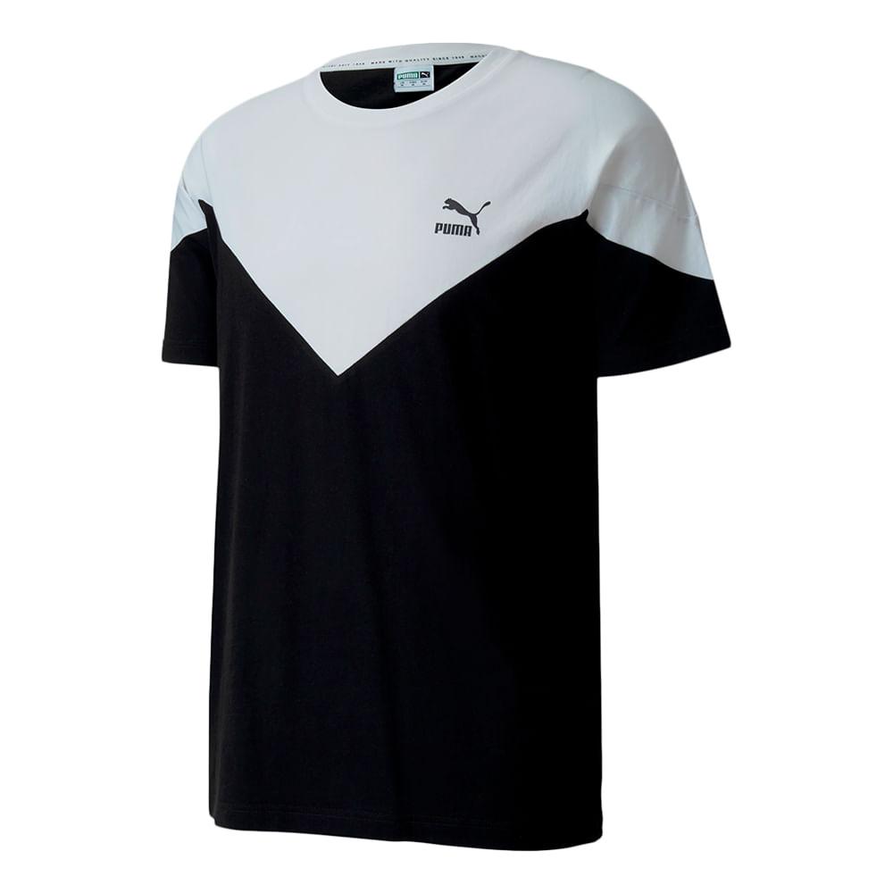 Camiseta-Puma-Iconic-MCS-Masculina-Multicolor