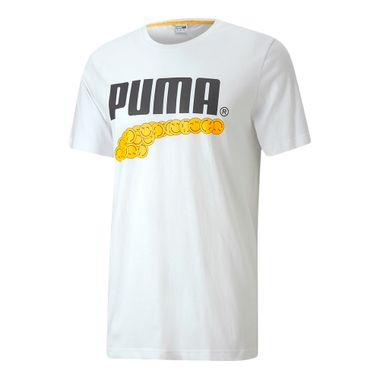 Camiseta-Puma-Club-Graphic-Masculina-Branca