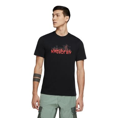 Camiseta-Jordan-AJ4-Graphic-Masculina-Preta