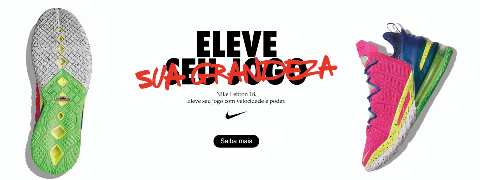 Banner Loja Nike 1920 x 720