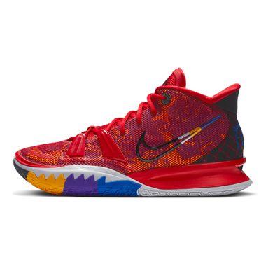 Tenis-Nike-Kyrie-7-Pre-Heat-Masculino-Vermelho
