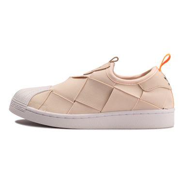 Tenis-adidas-Superstar-Slip-On-Feminino-Rosa