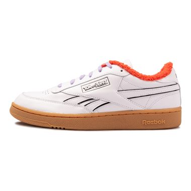 Tenis-Reebok-Club-C-85-X-Tom---Jerry-Droopy-Branco