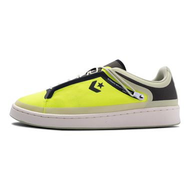Tenis-Converse-Pro-Leather-Ox-Amarelo