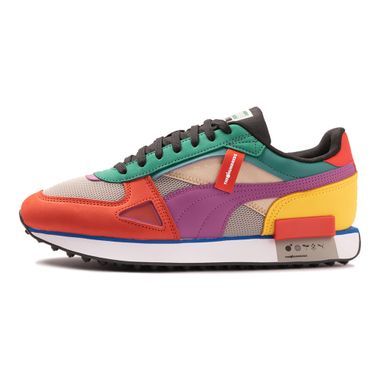 Tenis-Puma-Future-Rider-HF-The-Hundreds-Multicolor