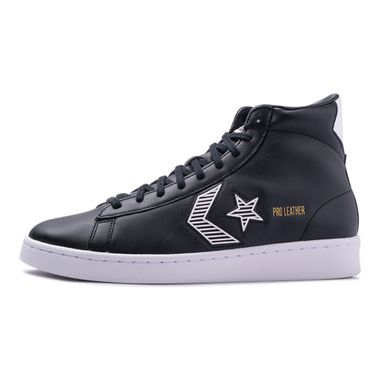 Tenis-Converse-Pro-Leather-Hi-Preto