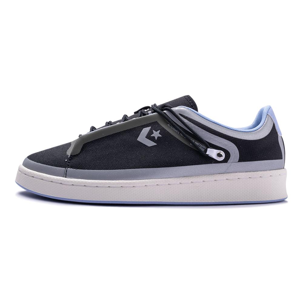 Tenis-Converse-Pro-Leather-Ox-Preto