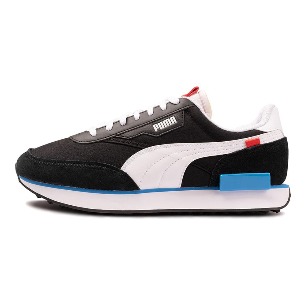Tenis-Puma-Rider-Play-On-Preto