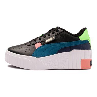 Tenis-Puma-Cali-Wedge-Sunset-Feminino-Multicolor