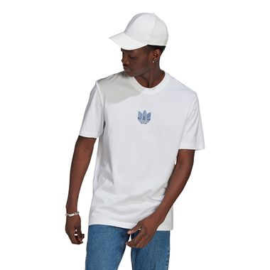 Camiseta-adidas-3D-Trefoil-Masculina-Branco