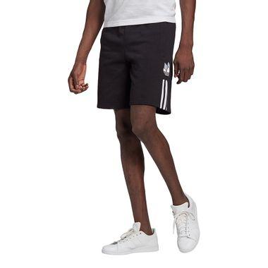 Bermuda-adidas-3D-Trefoil-Masculina-Preta