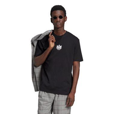 Camiseta-adidas-3D-Trefoil-Masculina-Preta