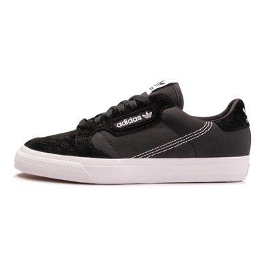 Tenis-adidas-Continental-Vulc-Preto