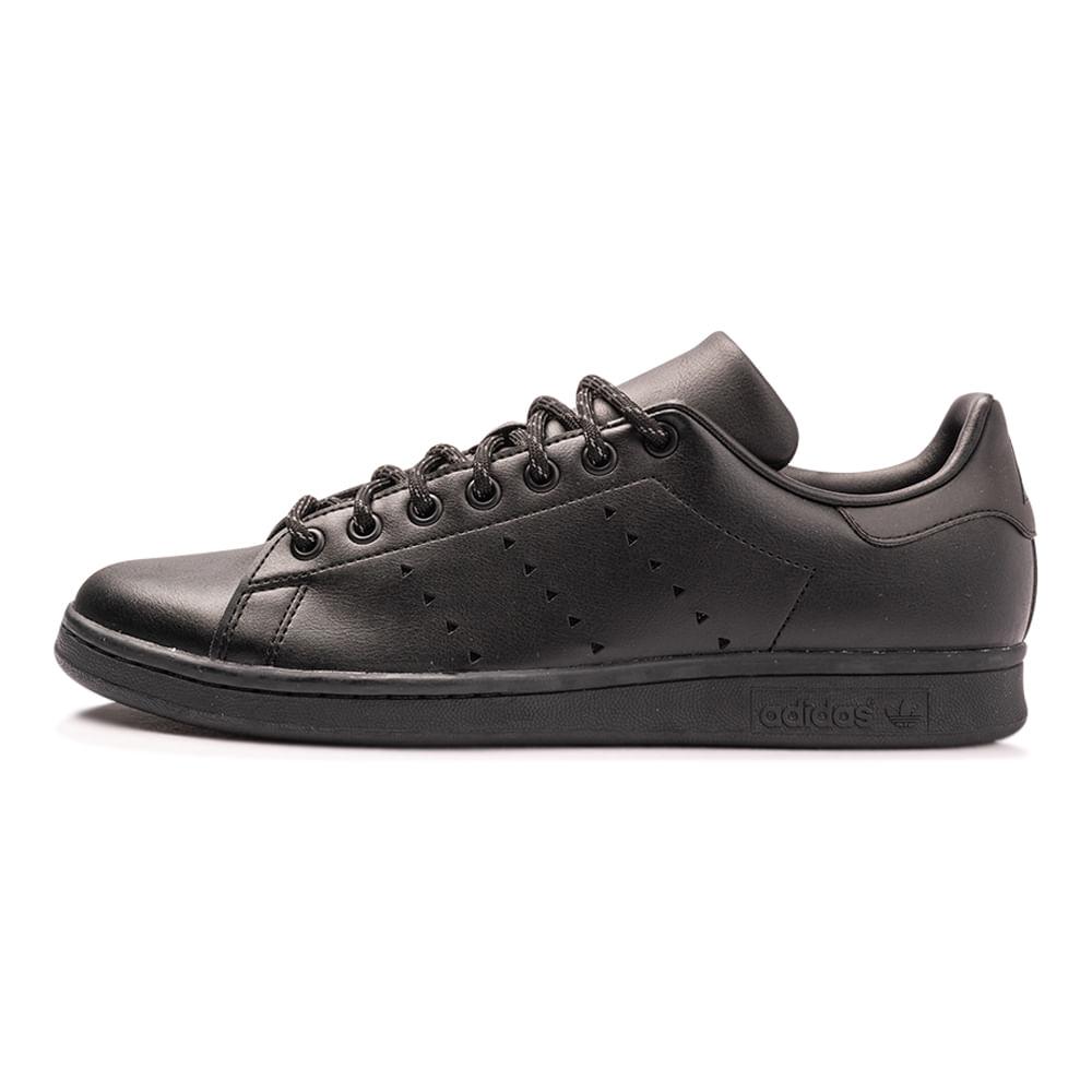 Tenis-adidas-Stan-Smith-X-Pharrell-Williams-Masculino-Preto