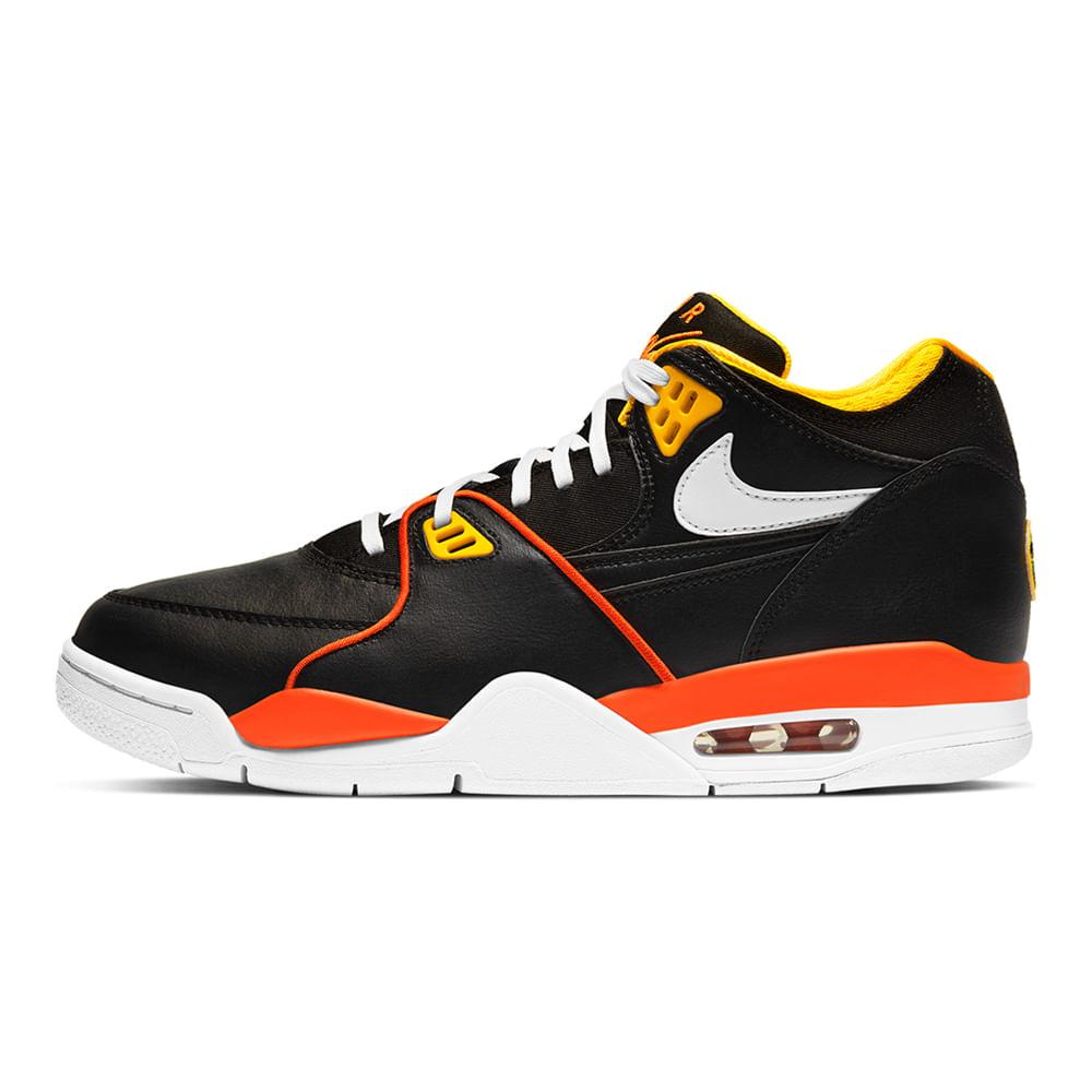 Tenis-Nike-Air-Flight-89-Rayguns-Masculino-Preto