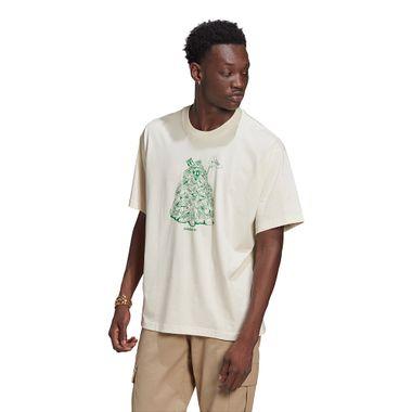 Camiseta-adidas-Stan-Unite-Masculina-Bege