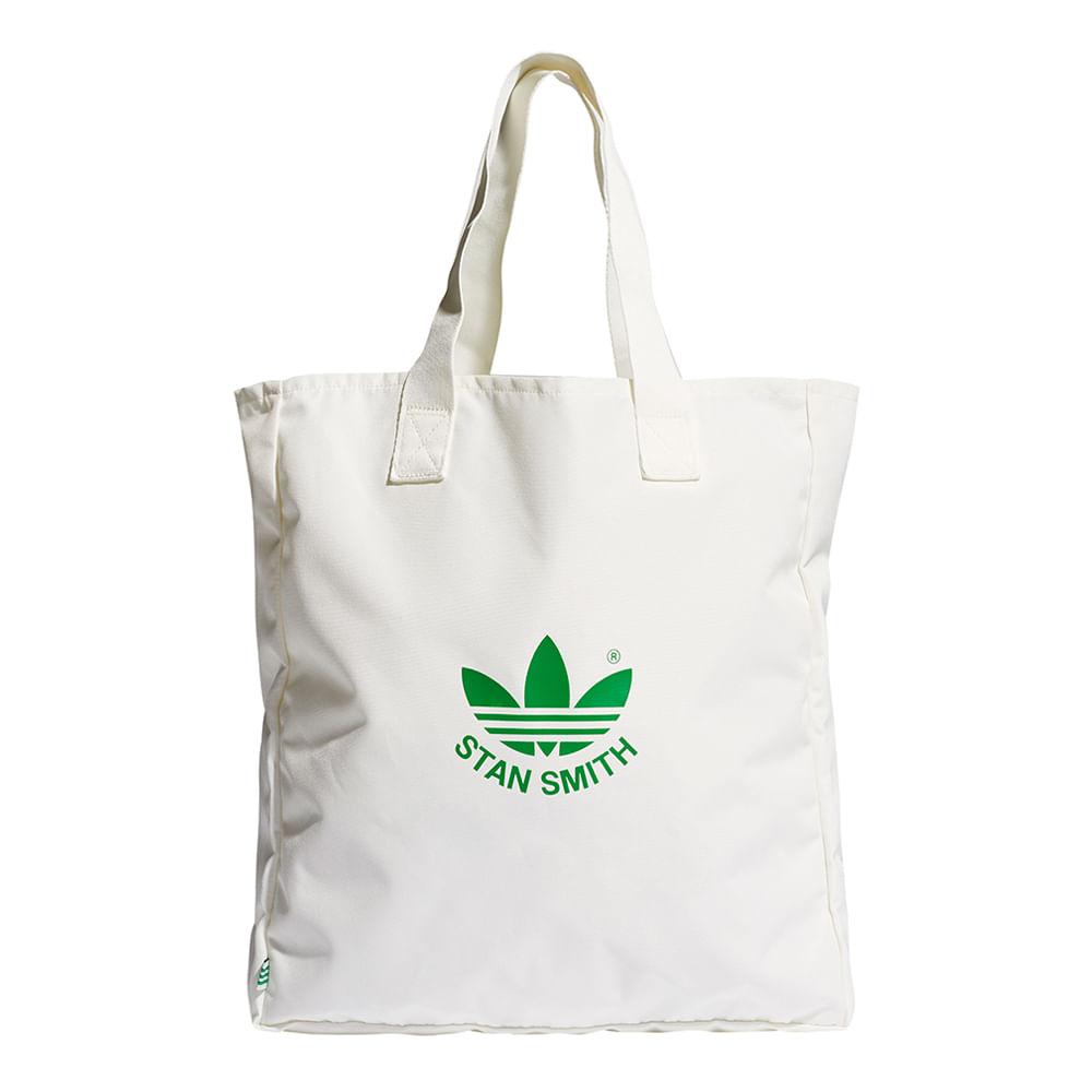 Bolsa-adidas-Shopper-Stan-Branco