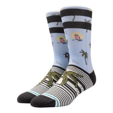 Meia-Stance-Aloha-Monkey-St-Multicolor