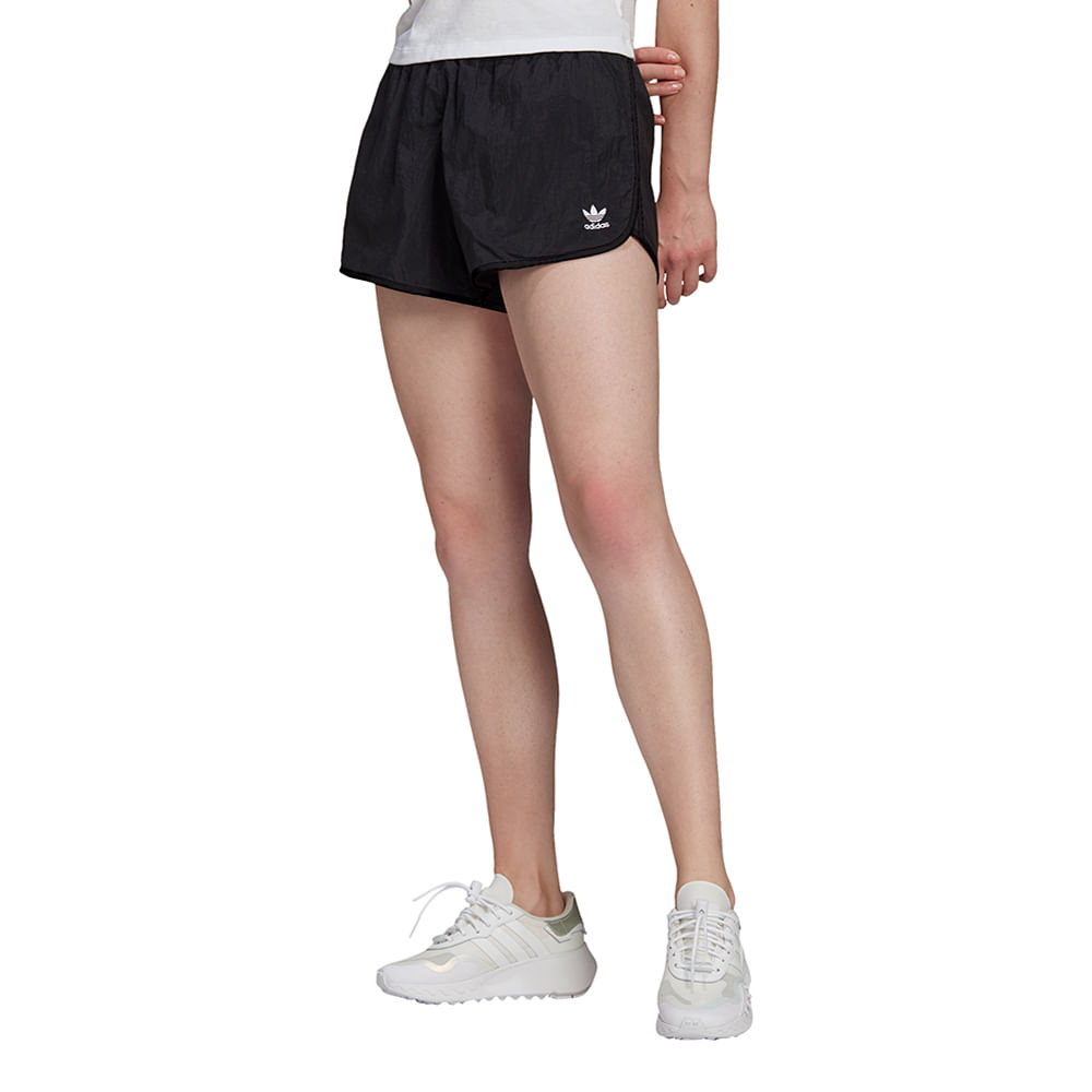 Shorts-adidas-3-Stripes-Feminino-Preto
