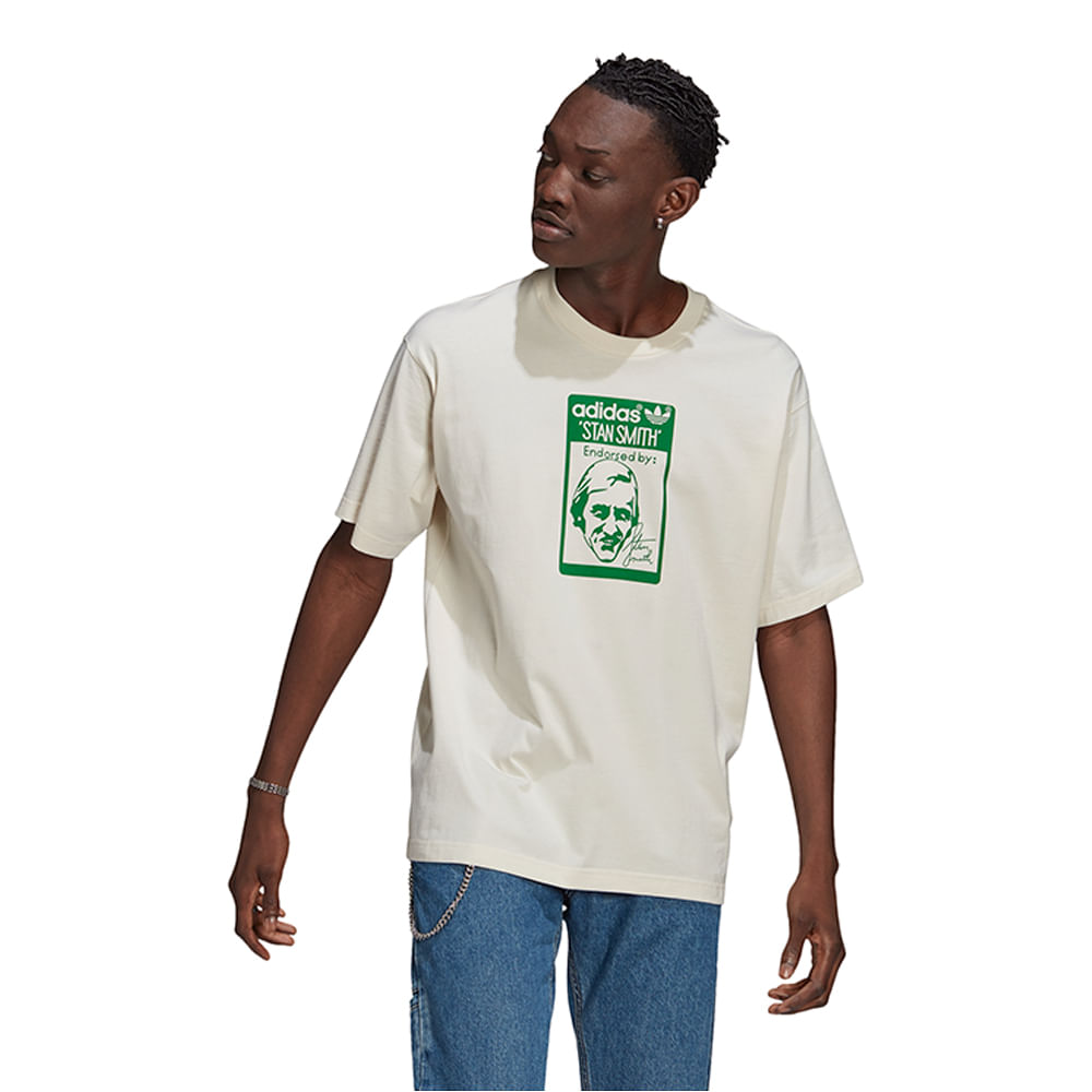 Camiseta-adidas-Tongue-Stan-Masculina-Branca