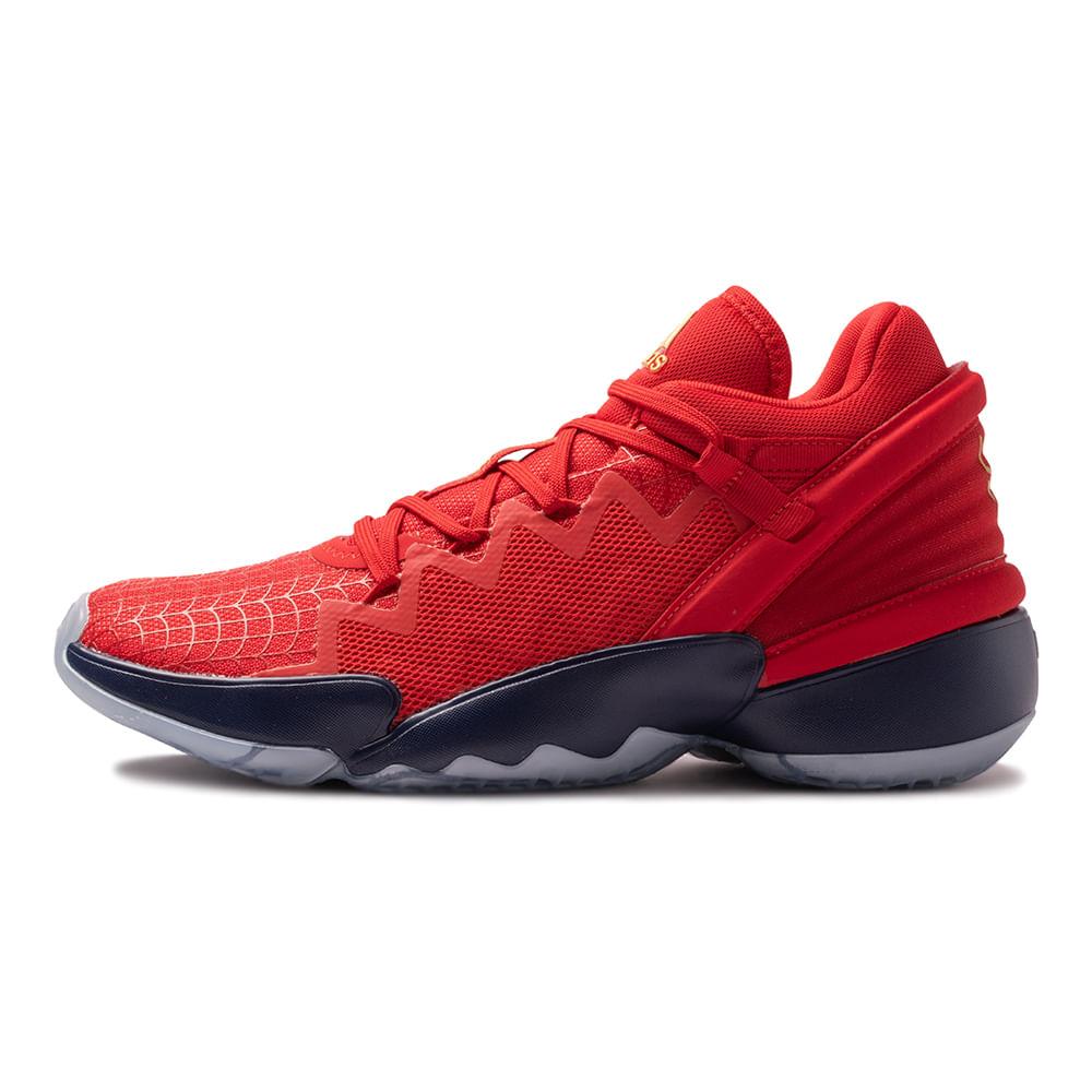 Tenis-adidas-D.O.N-Issue-2-Vermelho