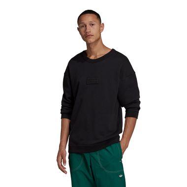 Blusa-adidas-Silicon-Crew-Masculina-Preto