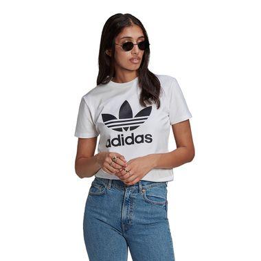 Camiseta-adidas-Adicolor-Classics-Trefoil-Feminina-Branco