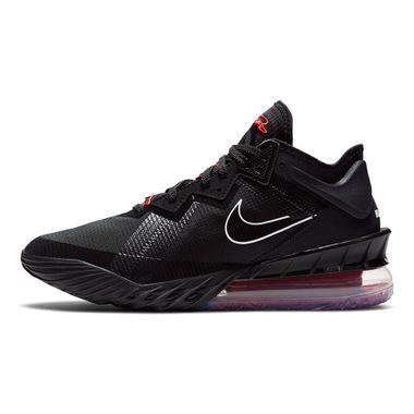 Tenis-Nike-Lebron-XVIII-Low-Preto