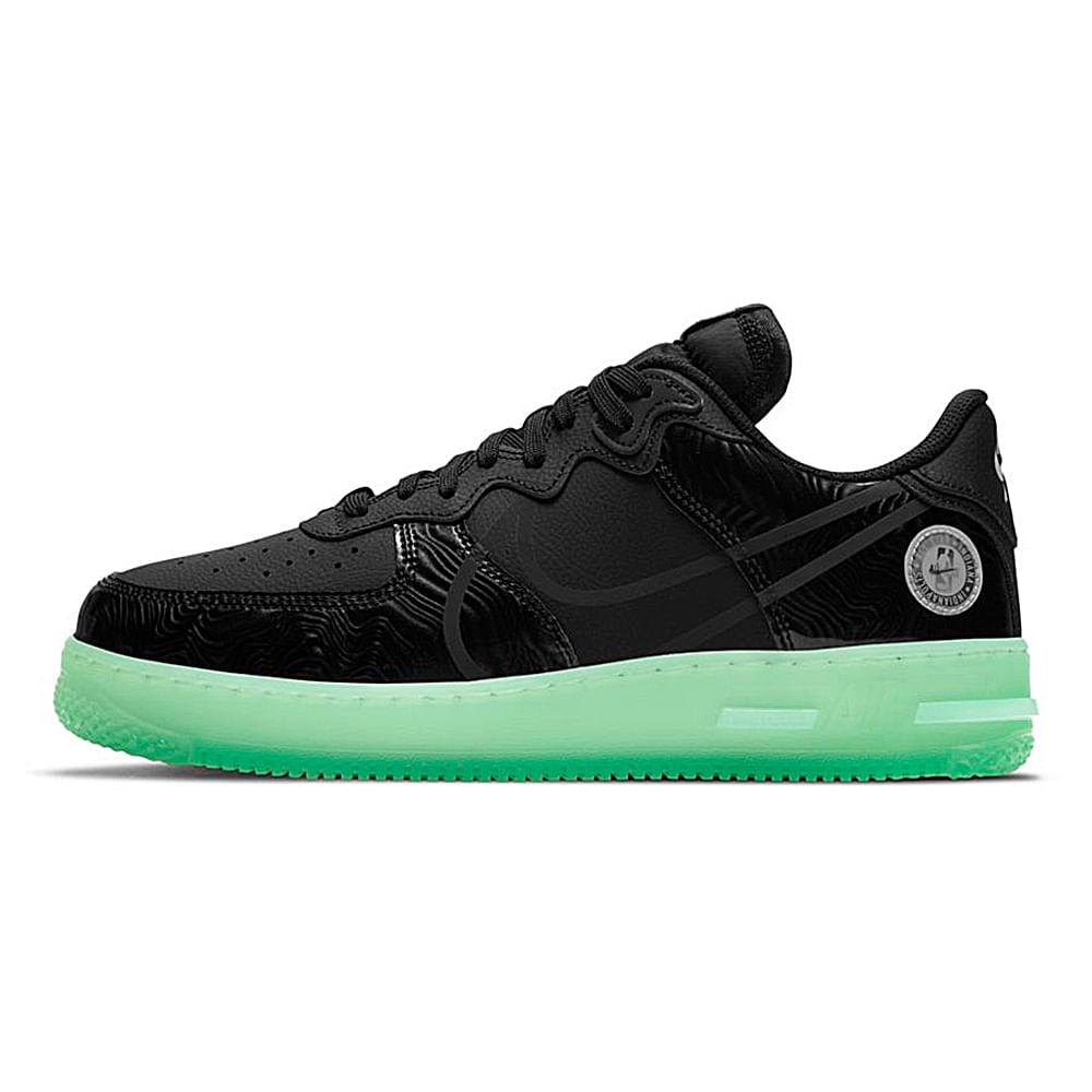 Tenis-Nike-Air-Force-React-Lv8-Masculino-Preto