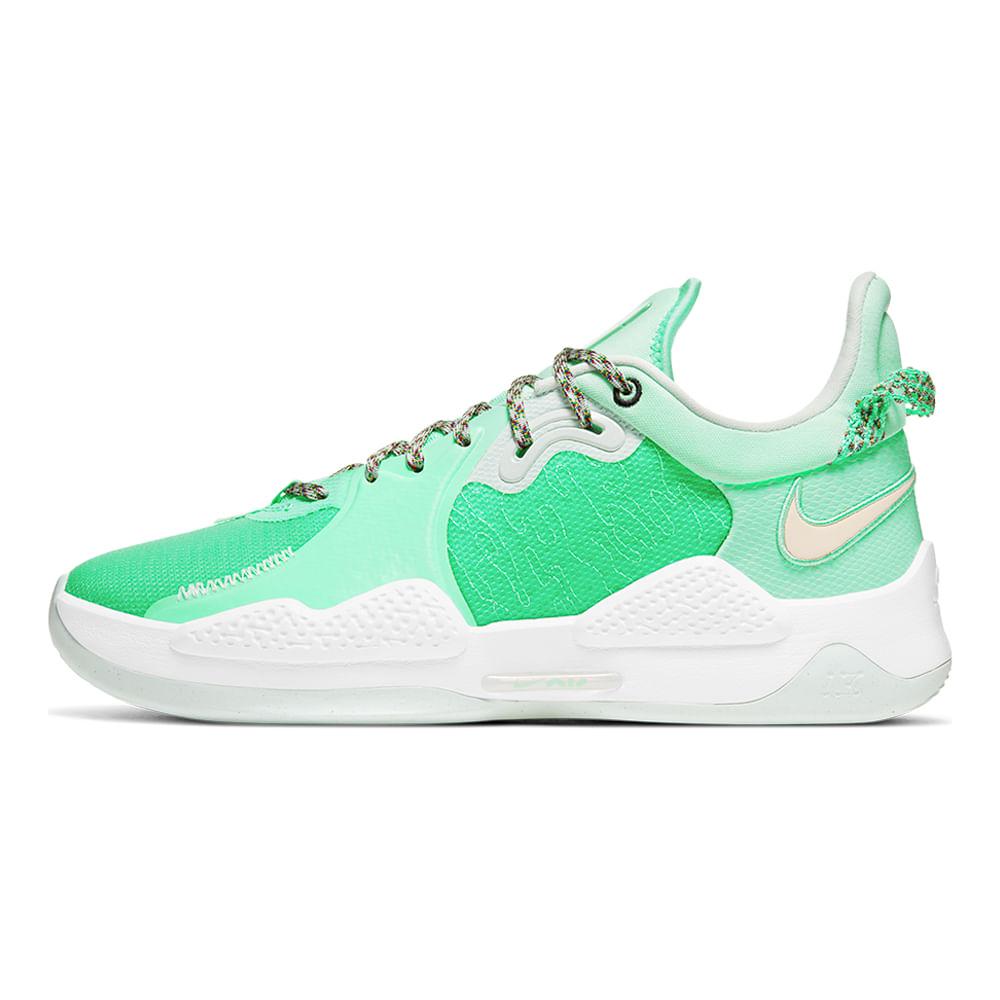 Tenis-Nike-PG-5-Verde