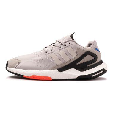 Tenis-adidas-Day-Jogger-Masculino-Cinza