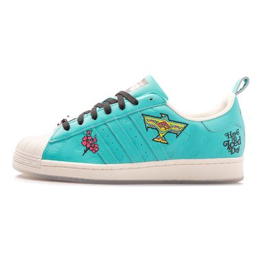 Tenis-adidas-Superstar-X-Arizona-Verde