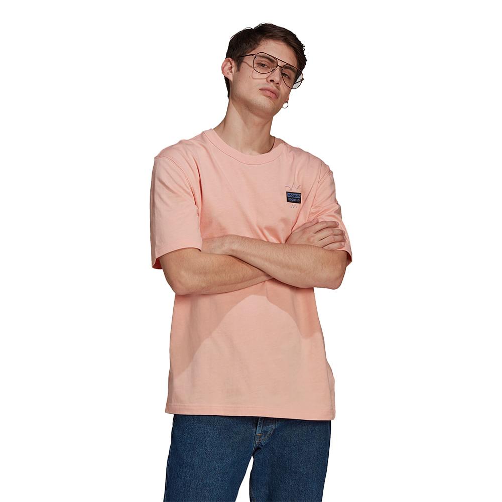 Camiseta-adidas-Abstract-OG-Masculina-Salmao
