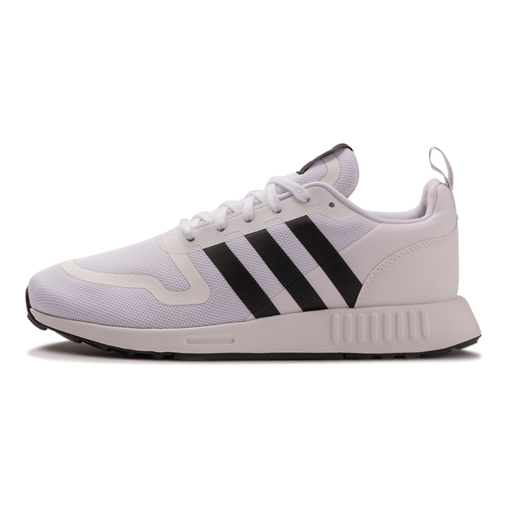 Tenis-adidas-Smooth-Runner-Masculino-Branco